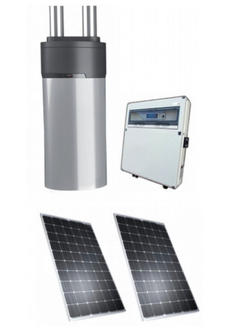 scaldacqua pompa di calore fotovoltaico