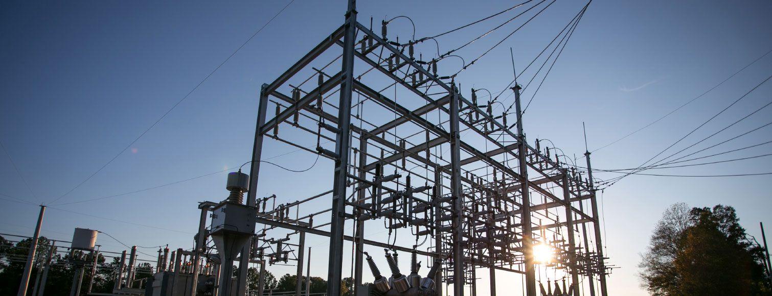 Centrale Elettrica a cui va l'energia elettrica prodotta dall'impianto